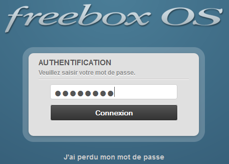 Freebox os firmware et interface mafreebox.free.fr